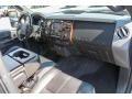 Ebony 2010 Ford F350 Super Duty Interiors