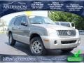 Mineral Grey Metallic 2002 Mercury Mountaineer AWD