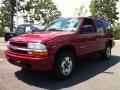 Dark Cherry Red Metallic 2004 Chevrolet Blazer Gallery