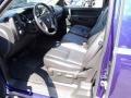 2011 Laser Blue Metallic Chevrolet Silverado 1500 LT Extended Cab 4x4  photo #10