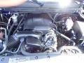 2011 Laser Blue Metallic Chevrolet Silverado 1500 LT Extended Cab 4x4  photo #24