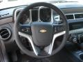 Black Steering Wheel Photo for 2014 Chevrolet Camaro #84692729