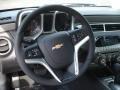 Black Steering Wheel Photo for 2014 Chevrolet Camaro #84694307