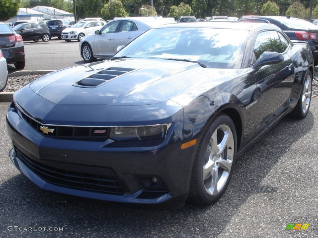 blue ray metallic 2014 chevrolet camaro ss rs coupe. Black Bedroom Furniture Sets. Home Design Ideas