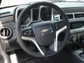 Black Steering Wheel Photo for 2014 Chevrolet Camaro #84695345