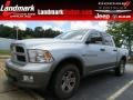 Bright Silver Metallic 2011 Dodge Ram 1500 SLT Outdoorsman Crew Cab 4x4