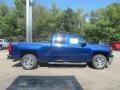2014 Silverado 1500 LT Double Cab 4x4 Blue Topaz Metallic