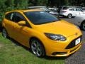 2013 Tangerine Scream Tri-Coat Ford Focus ST Hatchback #84713692