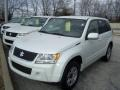 White Water Pearl - Grand Vitara Premium 4x4 Photo No. 1