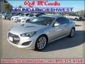 2013 Platinum Metallic Hyundai Genesis Coupe 2.0T Premium  photo #1