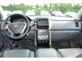 2008 Honda Pilot Gray Interior Dashboard Photo