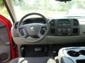 2012 Victory Red Chevrolet Silverado 1500 LS Extended Cab 4x4  photo #15