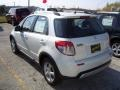 White Water Pearl - SX4 Crossover Touring AWD Photo No. 2