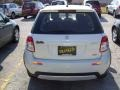 White Water Pearl - SX4 Crossover Touring AWD Photo No. 3