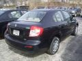 Black Pearl Metallic - SX4 Sedan LE Photo No. 2