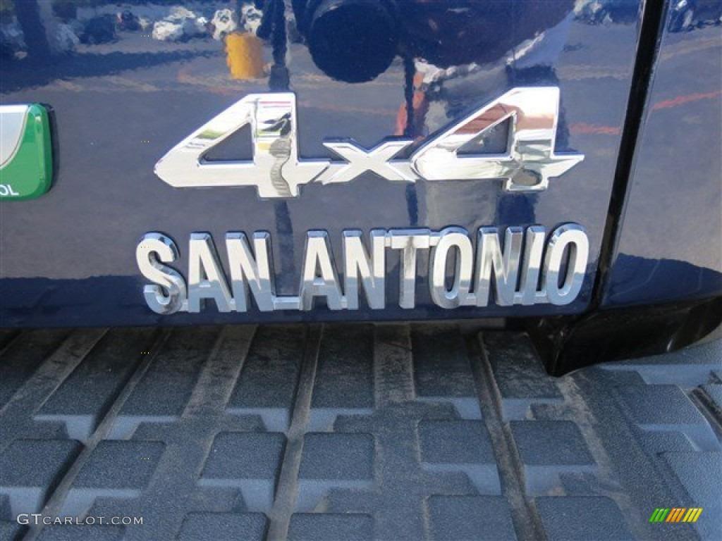 2013 Tundra TSS CrewMax 4x4 - Nautical Blue Metallic / Graphite photo #15