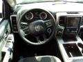 Black/Diesel Gray Dashboard Photo for 2014 Ram 1500 #84751499