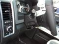 Black/Diesel Gray Controls Photo for 2014 Ram 1500 #84751646
