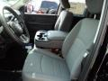 Black/Diesel Gray Front Seat Photo for 2014 Ram 1500 #84752435
