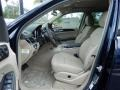 2014 ML 350 Almond Beige Interior