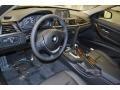 Black Prime Interior Photo for 2014 BMW 3 Series #84759113