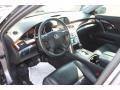 Ebony 2007 Acura RL Interiors