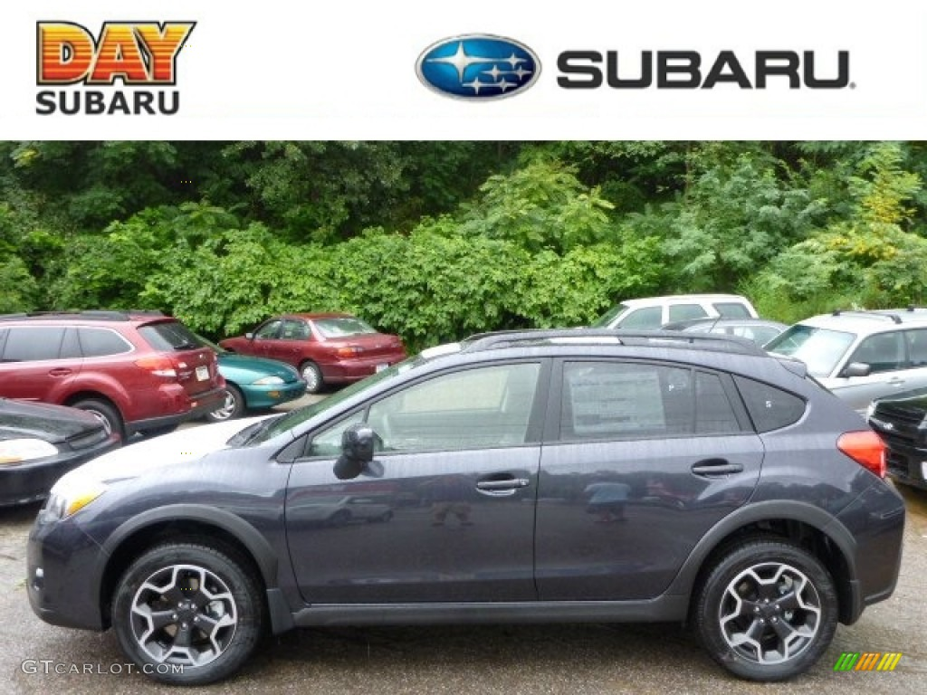 2013 dark gray metallic subaru xv crosstrek 2 0 limited 84739262 car color. Black Bedroom Furniture Sets. Home Design Ideas