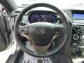 2013 Circuit Silver Hyundai Genesis Coupe 2.0T  photo #20