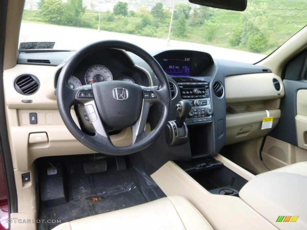 2013 honda pilot lx interior color photos. Black Bedroom Furniture Sets. Home Design Ideas