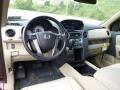 2013 Honda Pilot Beige Interior Prime Interior Photo