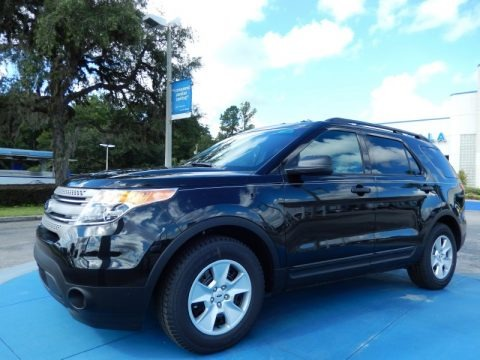 2014 Ford Explorer Fwd Data Info And Specs