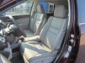 2014 Basque Red Pearl II Honda CR-V EX-L AWD  photo #7