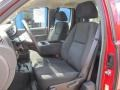2012 Victory Red Chevrolet Silverado 1500 Work Truck Extended Cab 4x4  photo #11
