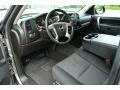 Ebony Prime Interior Photo for 2013 Chevrolet Silverado 1500 #84782318