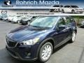 2014 Stormy Blue Mica Mazda CX-5 Grand Touring AWD #84766736