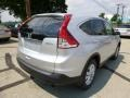 2013 Alabaster Silver Metallic Honda CR-V EX AWD  photo #3