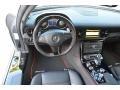 2014 SLS AMG GT Roadster designo Black Interior