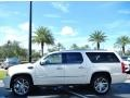 2011 Escalade ESV Platinum White Diamond Tricoat