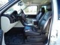 2011 Escalade ESV Platinum Cocoa/Light Linen Tehama Leather Interior