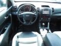 2011 Bright Silver Kia Sorento SX V6  photo #6