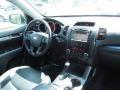2011 Bright Silver Kia Sorento SX V6  photo #12