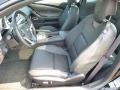 Black Front Seat Photo for 2014 Chevrolet Camaro #84840012