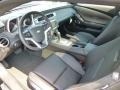 Black Prime Interior Photo for 2014 Chevrolet Camaro #84840036