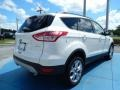 2014 White Platinum Ford Escape SE 2.0L EcoBoost  photo #3