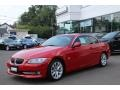 Crimson Red 2012 BMW 3 Series 328i Convertible