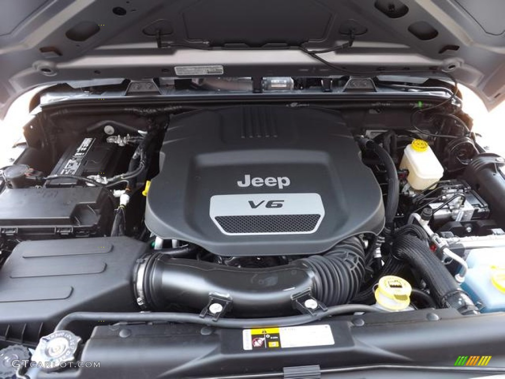 2014 jeep wrangler sport s 4x4 engine photos. Black Bedroom Furniture Sets. Home Design Ideas