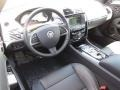 2014 Jaguar XK Warm Charcoal/Warm Charcoal Interior Prime Interior Photo