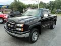 Front 3/4 View of 2007 Silverado 1500 Classic LT Z71 Regular Cab 4x4