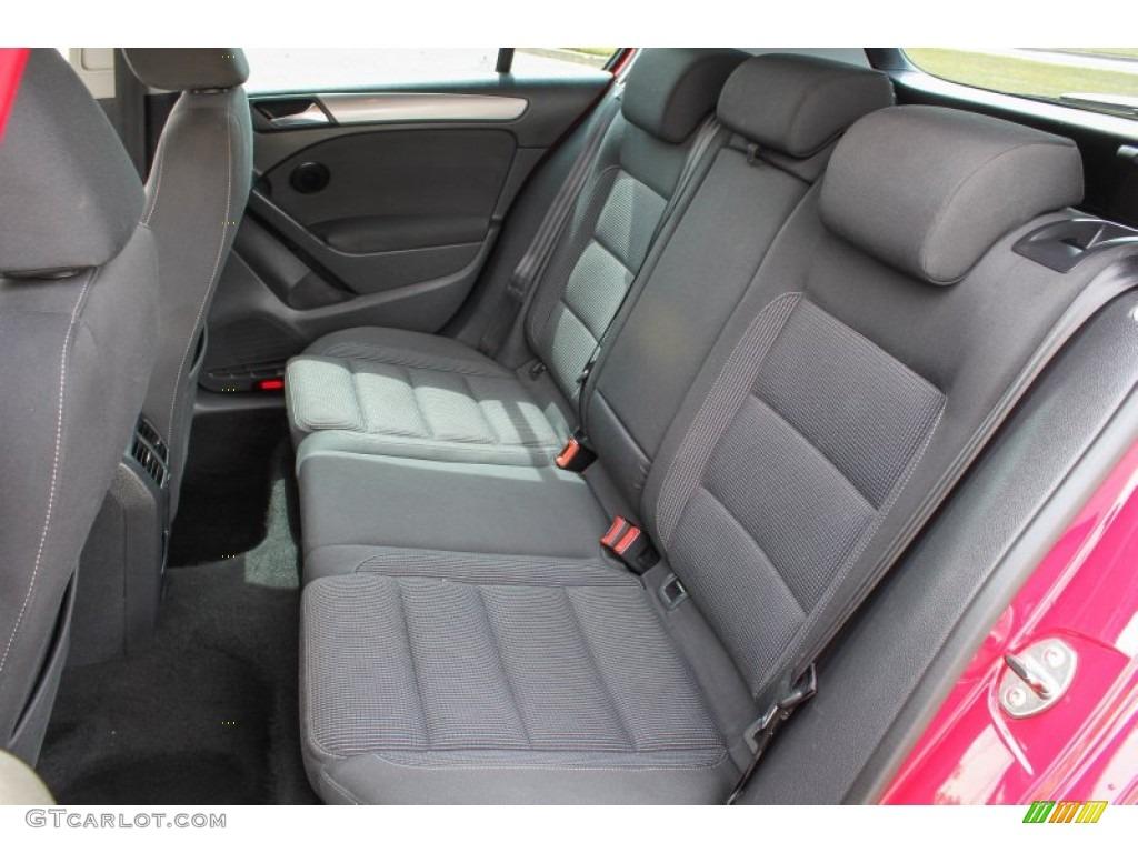 2010 Volkswagen Golf 4 Door Tdi Interior Color Photos