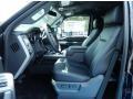 2014 Ford F250 Super Duty Black Interior Interior Photo